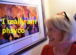 Kathy Howe From Sedona AZ. Is Crazy
